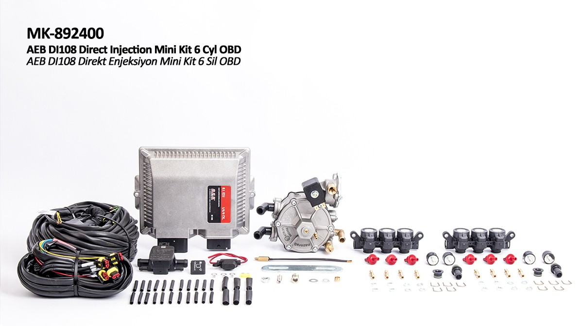 AEB DI108 Mini Kit 6 Sil OBD